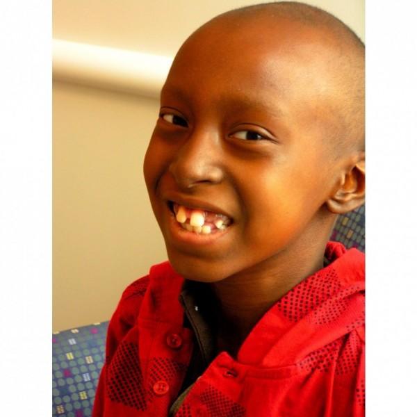 Jamal Osman Mohamed Kid Photo