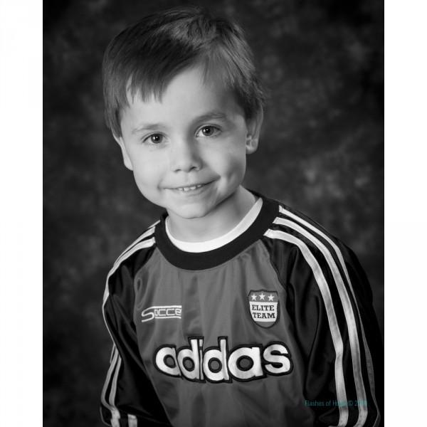 Coleson A. Kid Photo
