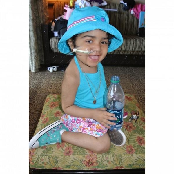 Nayelis  Kid Photo