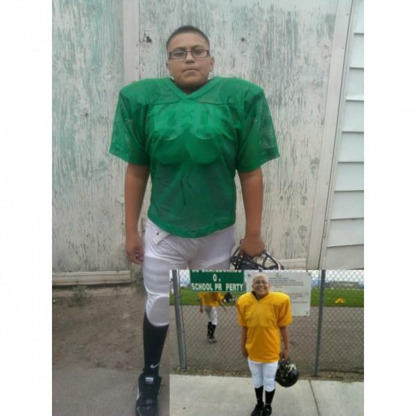 Dominicfights Kid Photo