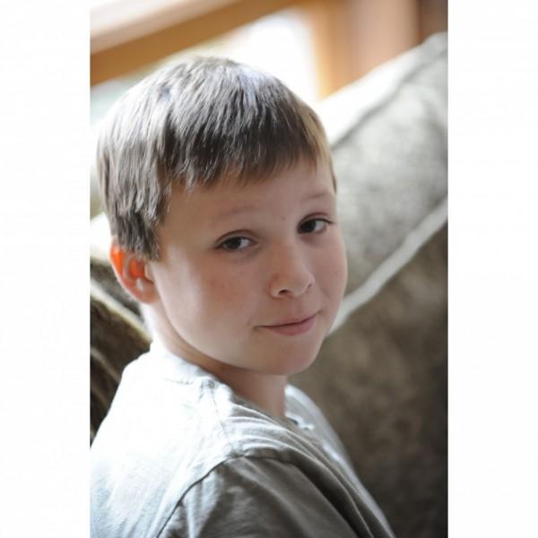 Matt Neitzke Kid Photo