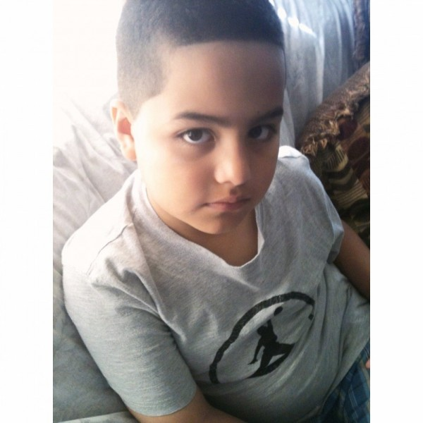Alonso Diaz Kid Photo