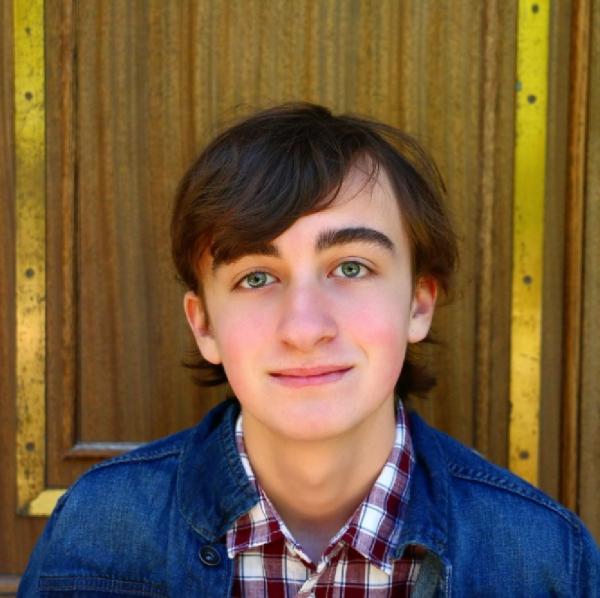 Zechariah M. Kid Photo
