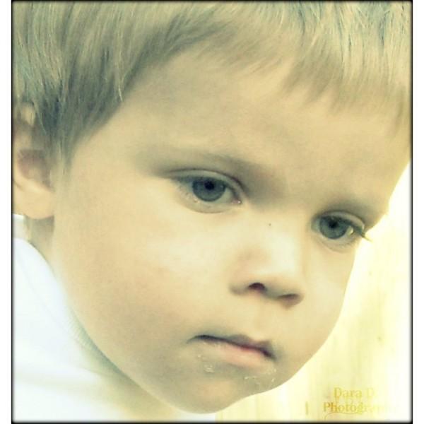 Conner S. Kid Photo