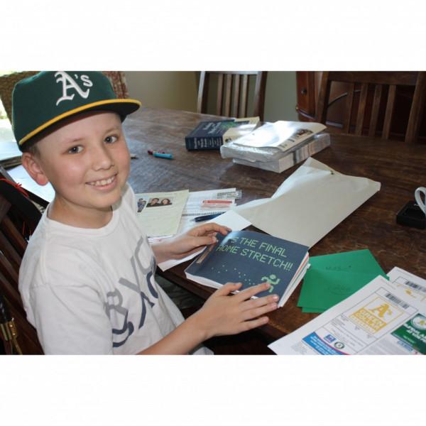 Alec Simas Kid Photo