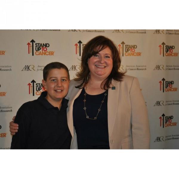 Joey Norris, Lights Out Leukemia Kid Photo