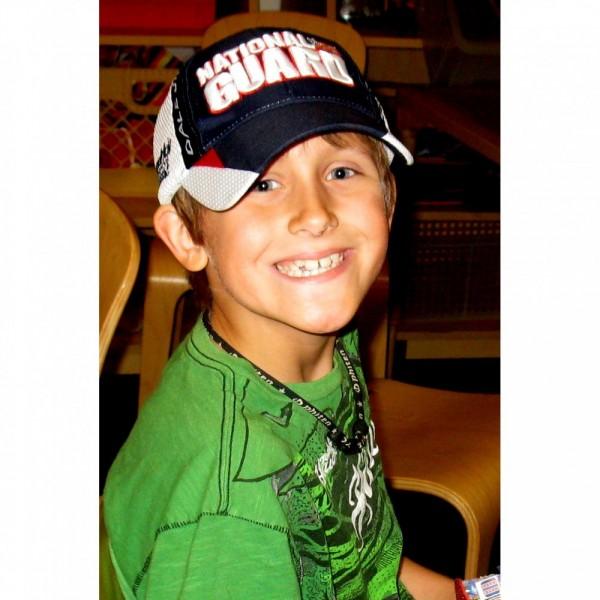 Ethan Jostad Kid Photo