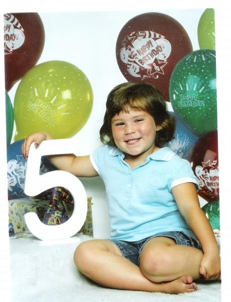 Desiree Vernon Kid Photo
