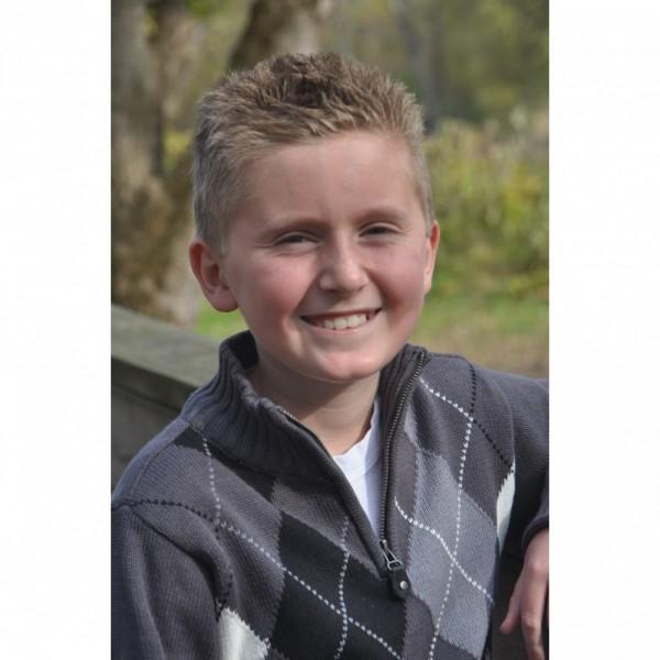 Hunter B Kid Photo