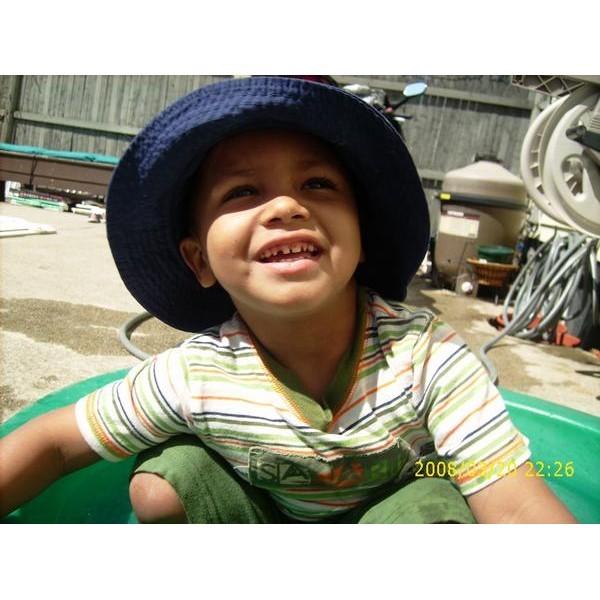 Super Markie Power Kid Photo