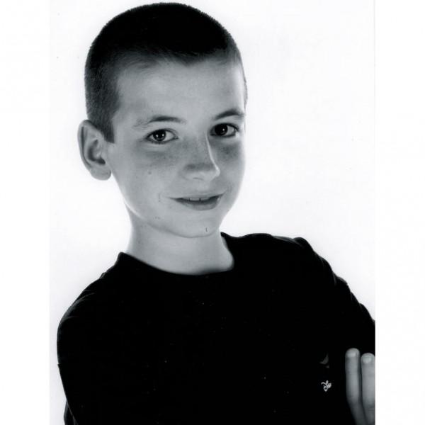 Niall Kid Photo