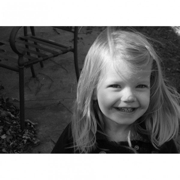 Grace E. Kid Photo