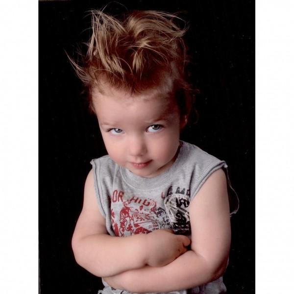 Super Ty - Brain Cancer Warrior Kid Photo