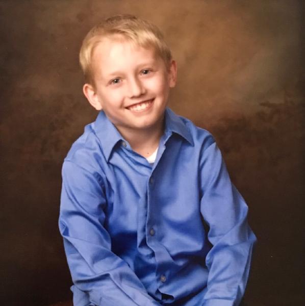 Darren M Trudgen Smith Kid Photo