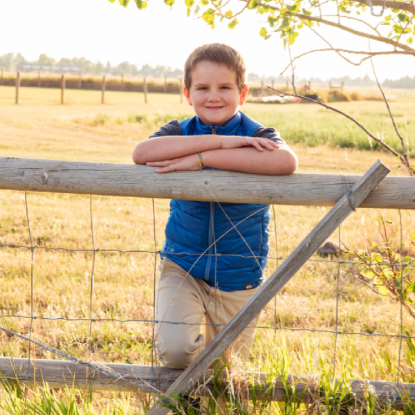 Caden S. Kid Photo