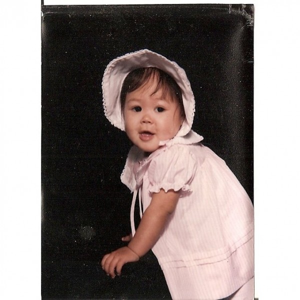 Tanessa Rufina Andaya Kid Photo