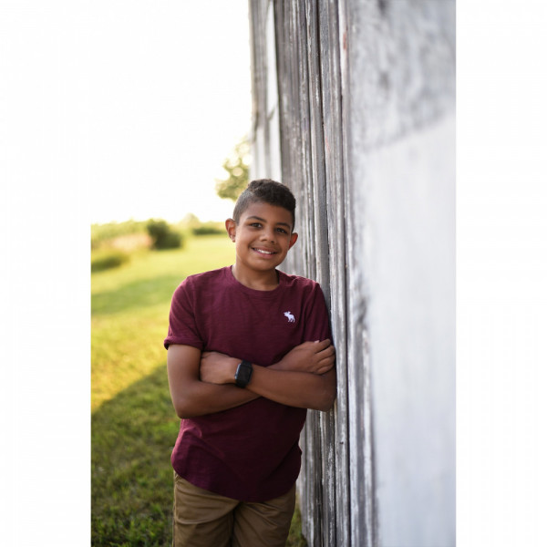 Isaac P. Kid Photo