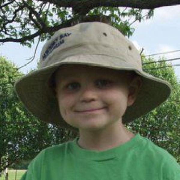 Clinton Milliken Kid Photo