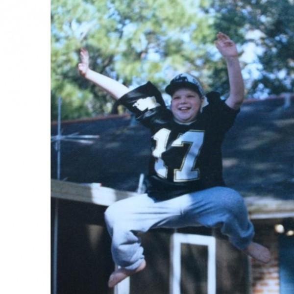 Zachary Clay Kid Photo
