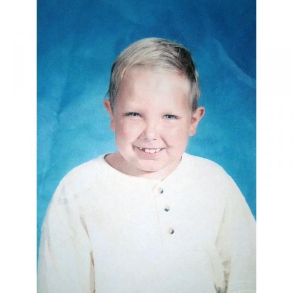 Joseph Hudgins Kid Photo