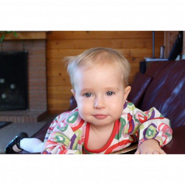 Hazel Sievers Kid Photo