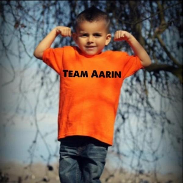 Aarin F. Kid Photo