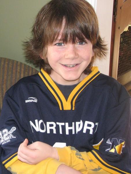 Matt Boland Kid Photo