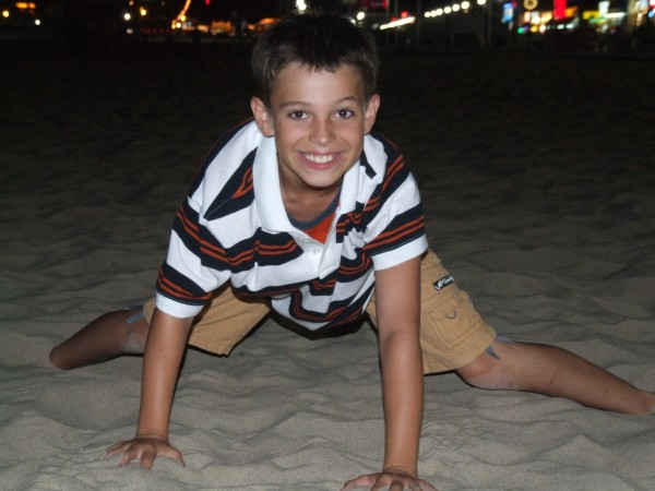 Houston M. Kid Photo