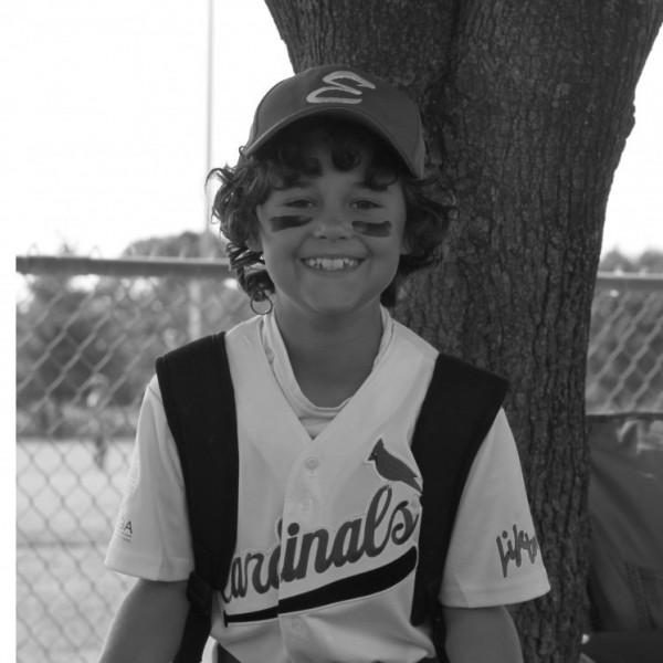 Drew Dacus Kid Photo