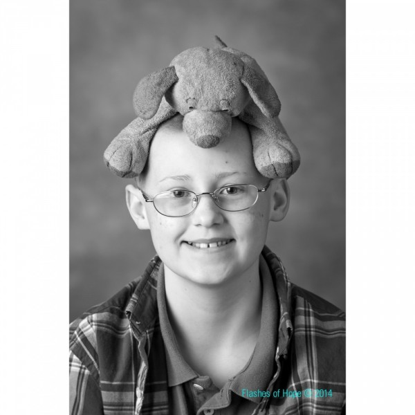Adrian Merfeld Kid Photo