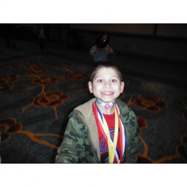 Nestor B. Kid Photo