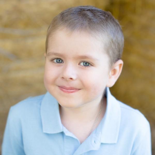 Hayden F. Kid Photo