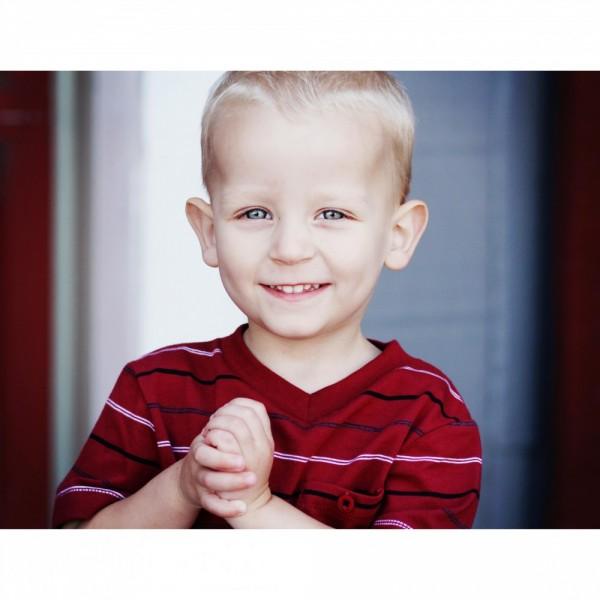 Caemon Marston-Simmons Kid Photo