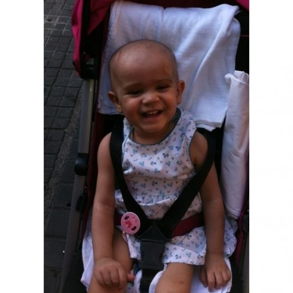 Amagoia Lazkano Retuerta Kid Photo