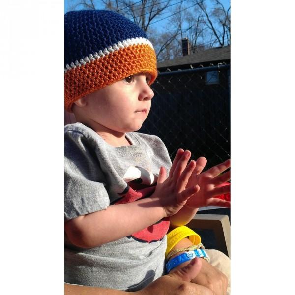 Zachary Plant Kid Photo