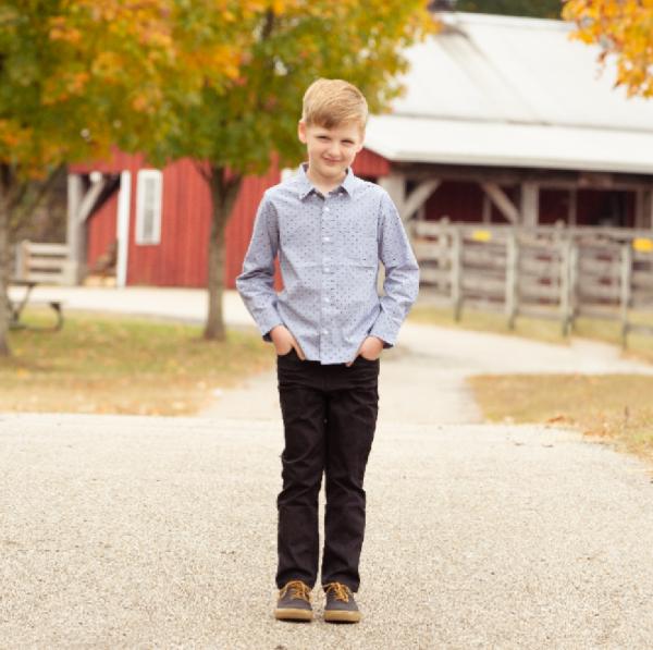 Jaxsen P. Kid Photo