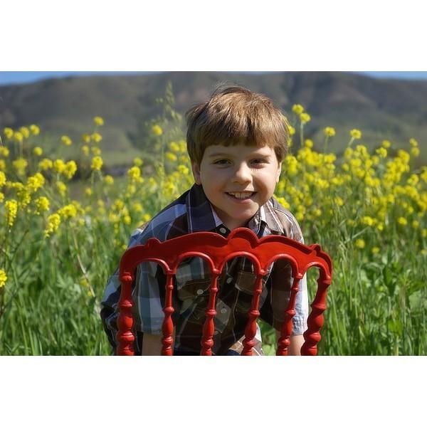 Samuel Jeffers Kid Photo
