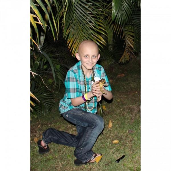 Jayson Brown Kid Photo