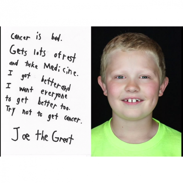 Joe the Great! M. Kid Photo