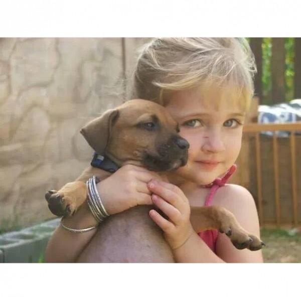Hayley Ponting Kid Photo