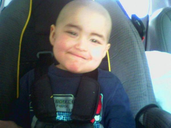 Ryan Victor DiGiosia Holt Kid Photo