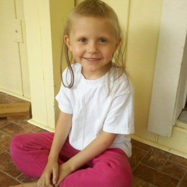 Julia Israel Kid Photo