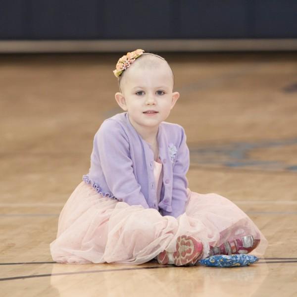 Grace Ellen B. Kid Photo