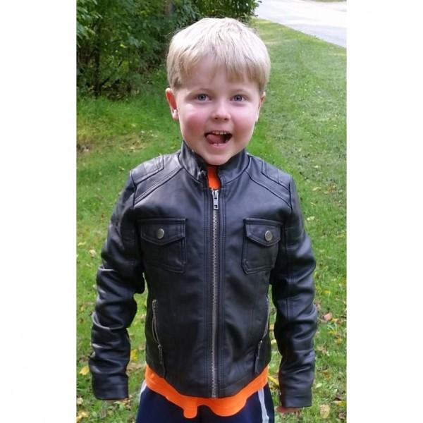 Jackson B. Kid Photo