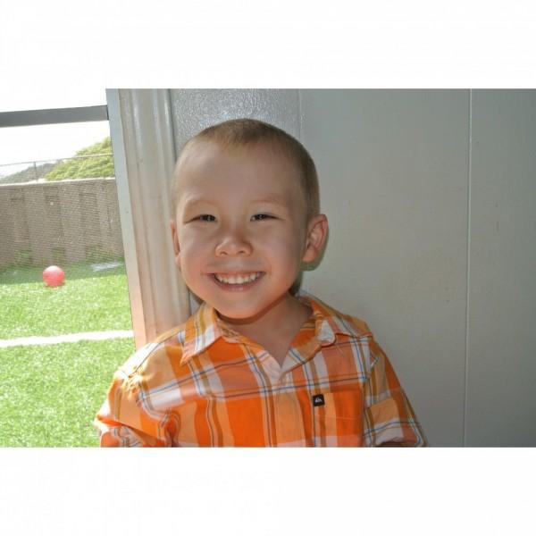 Tristan P. Kid Photo