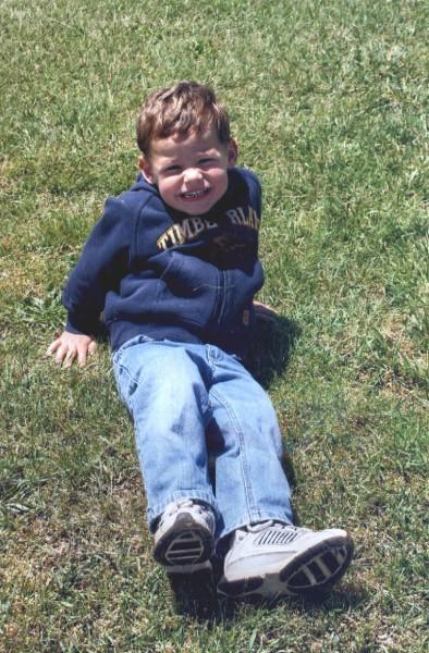 Drew Brennan Kid Photo