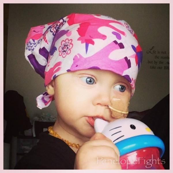 Penelope Davis Kid Photo