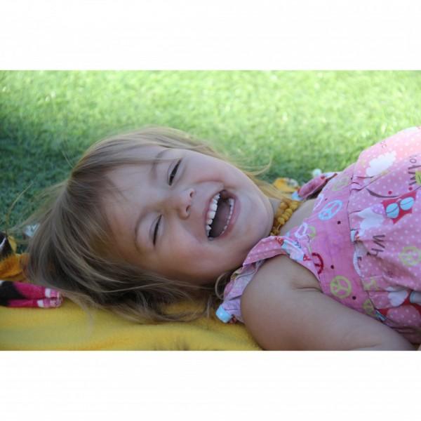 """Lucy """"Goose"""" Bradford Kid Photo"""