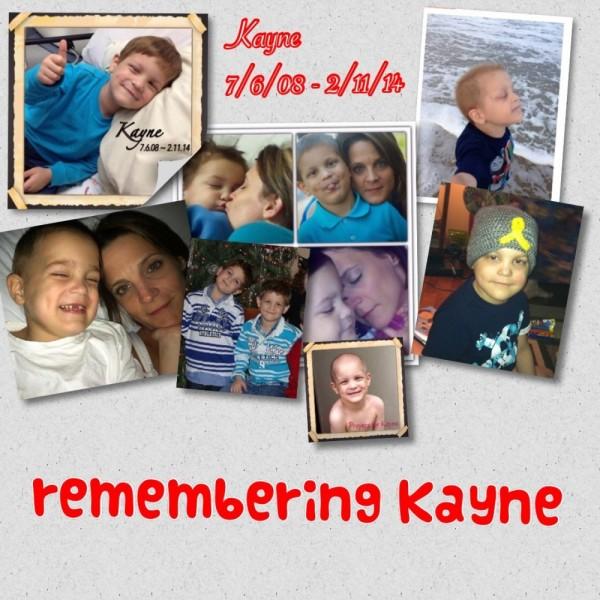 Kayne Warters Kid Photo