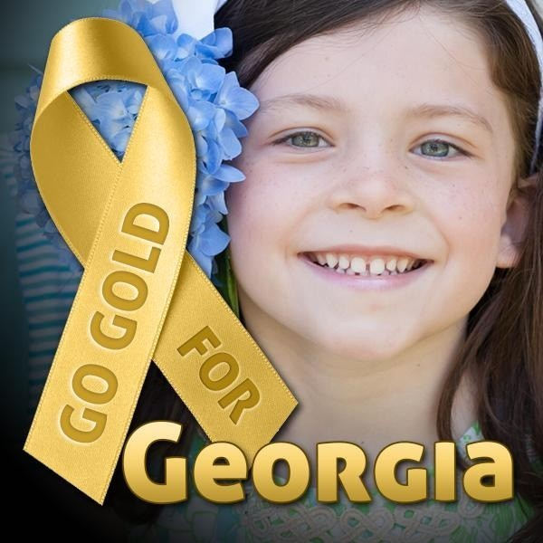 Georgia Godwin Kid Photo